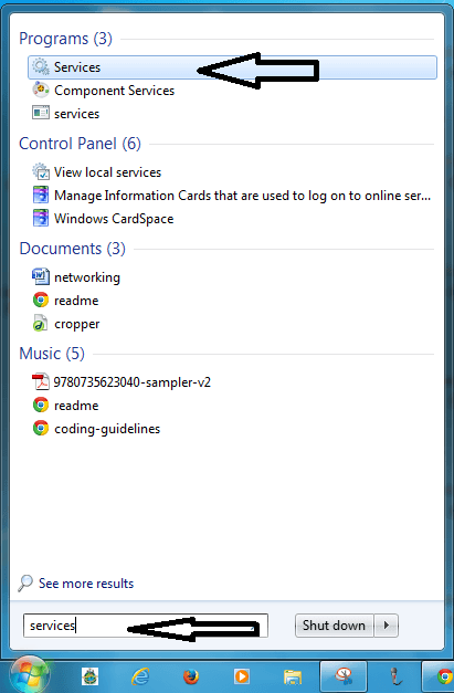 how to clear spooler windows 7