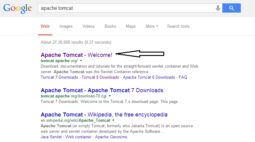 installing and configure apache tomcat server 1