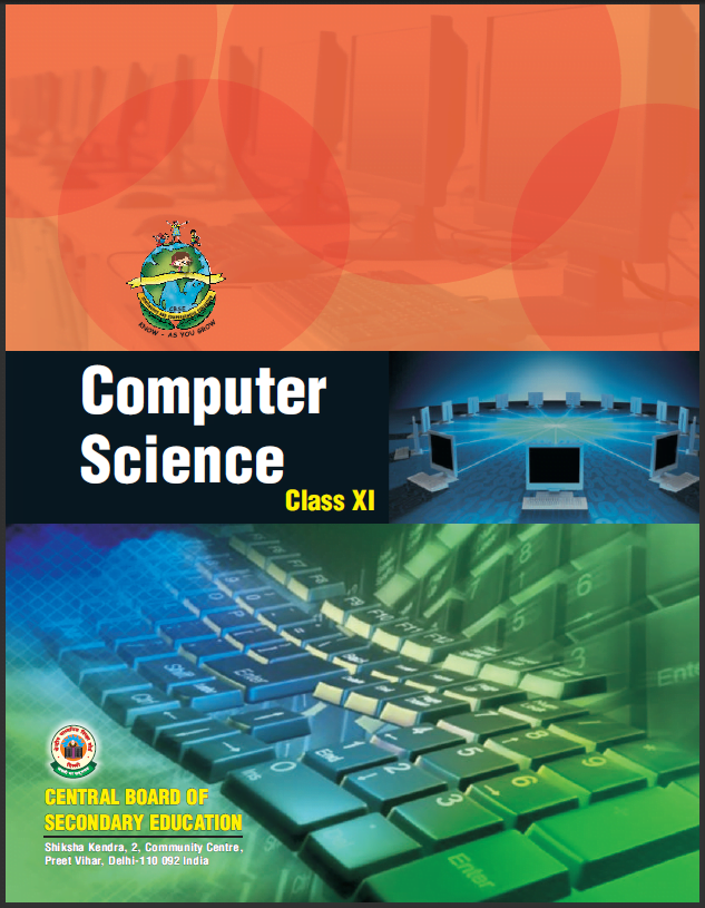Computer Science With Python For Class 11 Cbse E Book