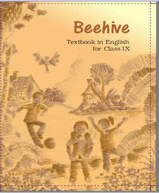 """English text book """"Beehive English"""" E-book for class 9, CBSE , NCERT"""