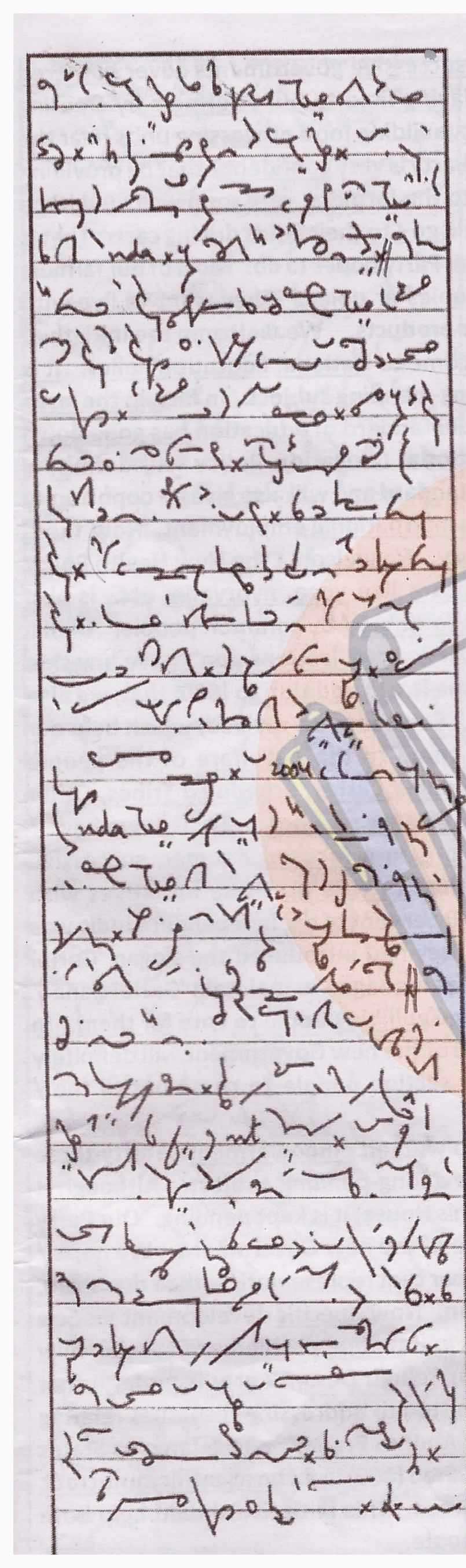 """Shorthand Dictation 80 Words per minute """" Problems in Economics"""