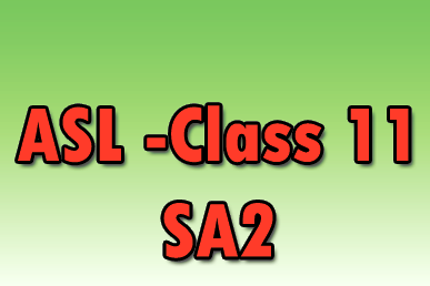 cbse asl What is asl your partner the procedure introductory round speak on your selected topic - 90 seconds you are questioned partner's turn partner questioned problem solving round topics generation gap generation gap is the space between parents and children or an old generation and a new generation.