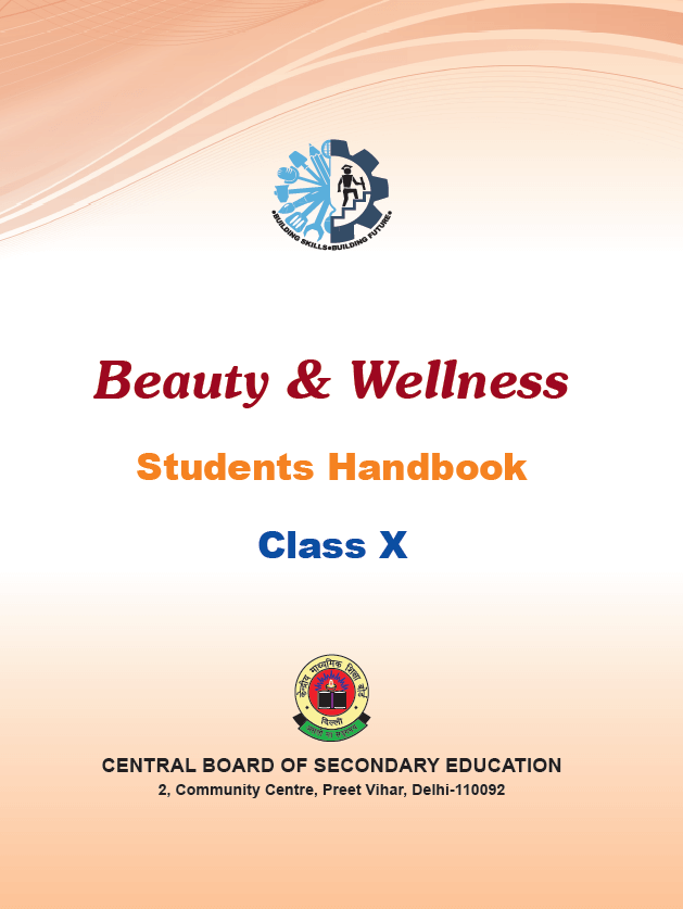 Beauty And Wellness Ebook For Class 10 Cbse Ncert