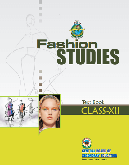 fashion studies text book ebook for class 12 cbse ncert On fashion studies