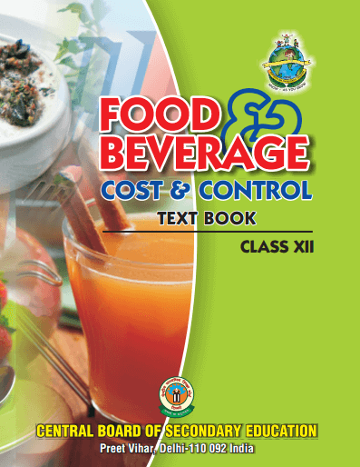 Food Beverage Book