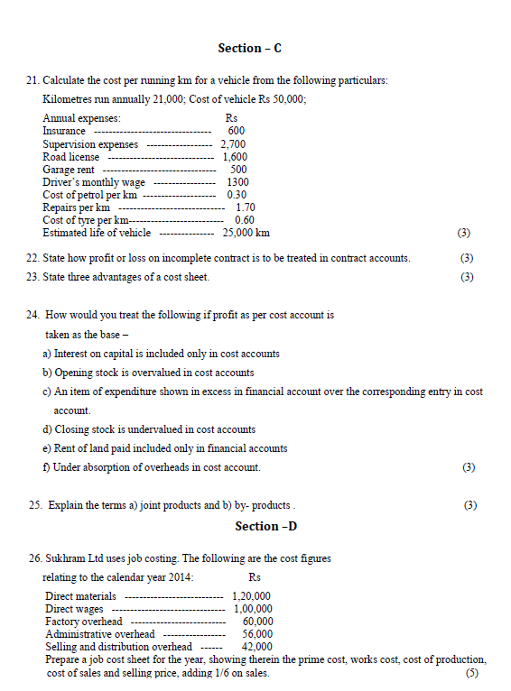 Account question paper - Question Papers - Google Drive
